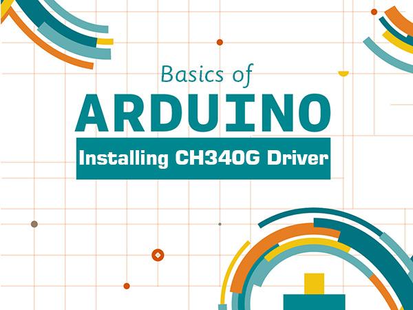 نصب درایور CH340 در ویندوز