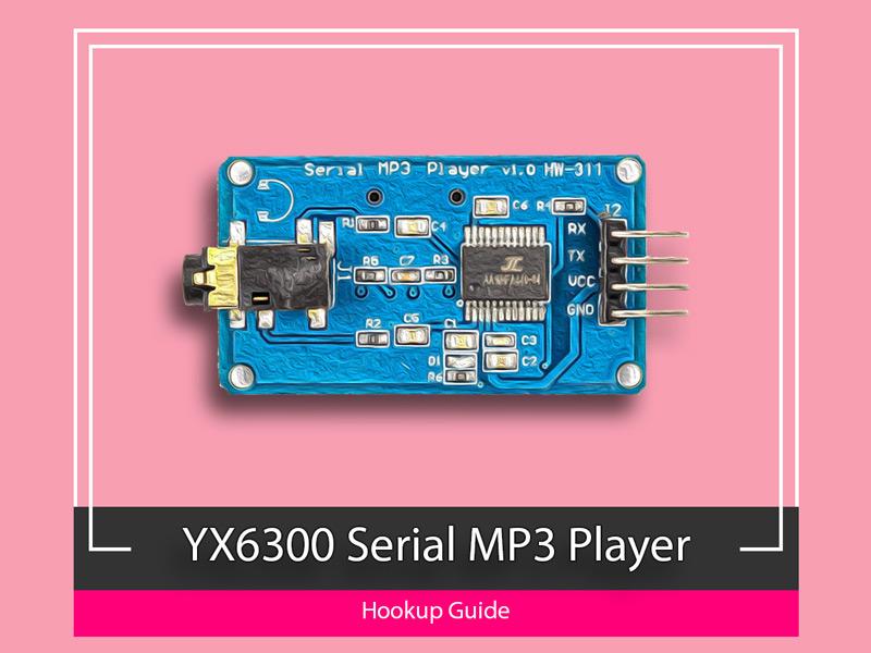 YX6300 MP3 player