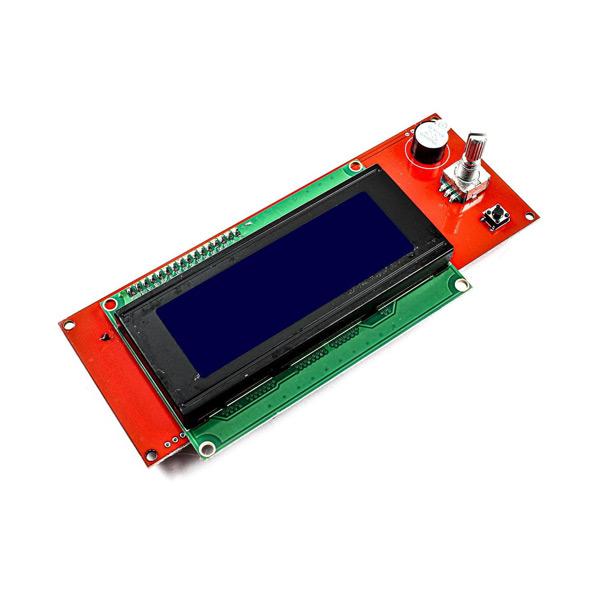 نمایشگر کاراکتری پرینترهای سه بعدی
